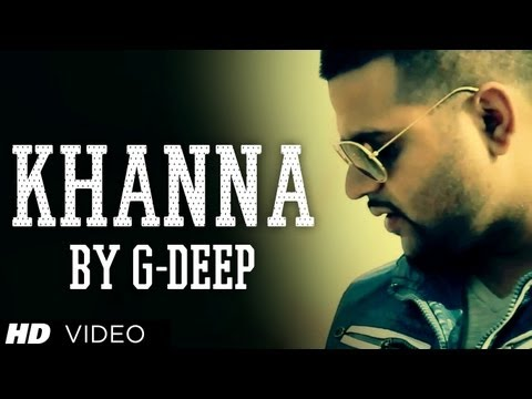 Khanna Latest Punjabi Song By G-deep | Rise Up | New Punjabi Hit 2013 video