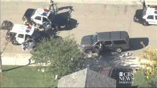 High-speed chase ends tragically