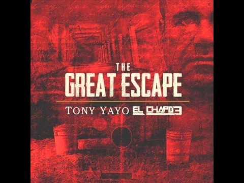 Tony Yayo- El Chapo 3 (The Great Escape) (Full Mixtape)