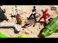 Đồ chơi cá sấu, con rắn, khủng long, siêu nhân - toy for kids thumbnail