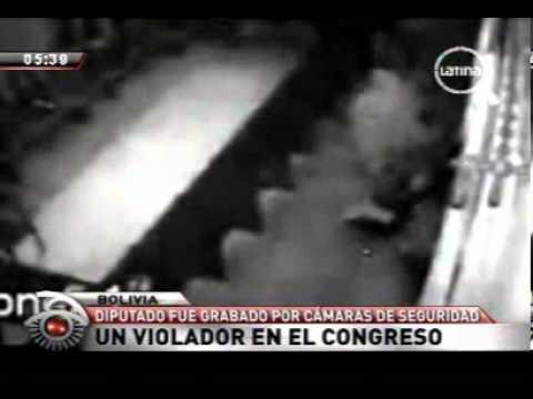violacion en vivo bolivia