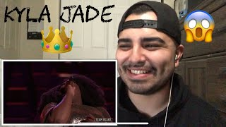 Download Lagu Reaction to the Queen Kyla Jade Sweet Sweet Baby Gratis STAFABAND