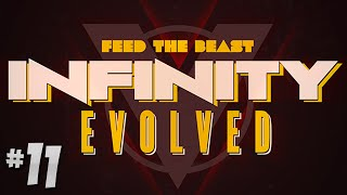 FTB Infinity Evolved - Ep.11 - Witchery Workings & The Blood Altar!