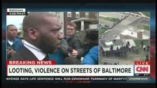 Baltimore Riots News Coverage (April 27, 2015, 5:00 PM)