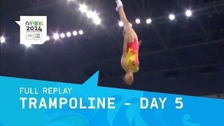 Trampoline Gymnastics - Women