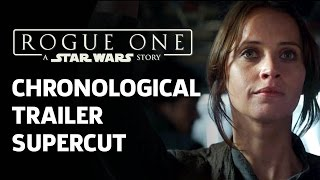 Trailer Supercut: All Rogue One Clips In Chronological Order