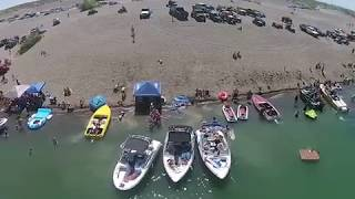 Moses Lake Memorial Day 2018 - Panning the Beach
