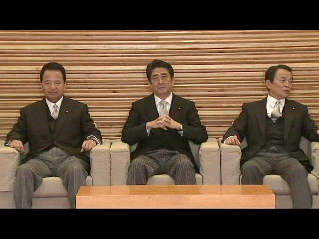Japonya'da erken seçime gidiyor
