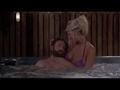 Out Cold (3/6) Best Movie Quote - Victoria Silvstedt Hot Tub Scene (2001)