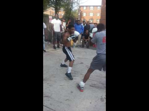 Lil Quick from Parkland vs. Lil Quise from Skyland