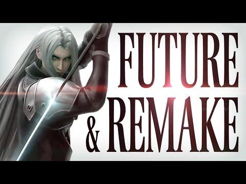 BEYOND THE MEMORY | FF7 Remake / FFVII History
