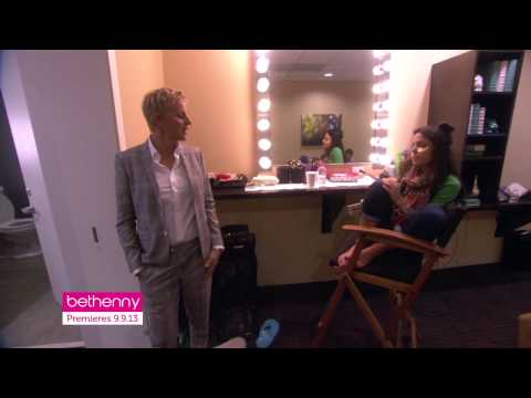 Bethenny Frankel Backstage at 'Ellen': Behind-the-Scenes Secrets
