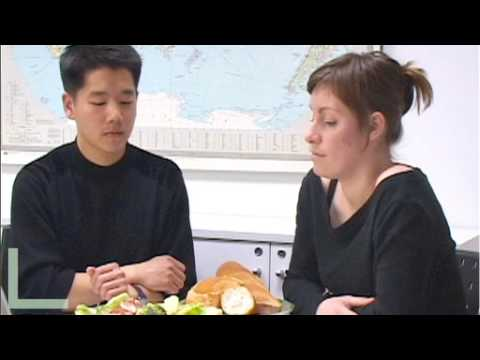 Learn English 16 - Food video