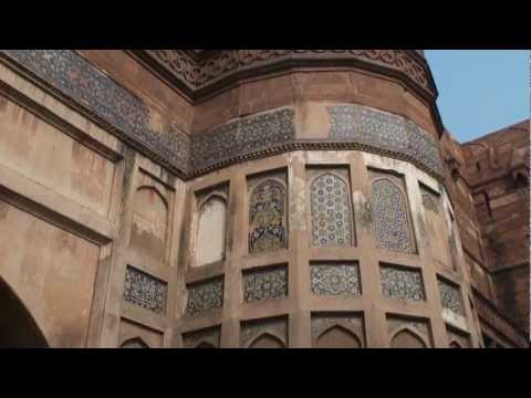 Red Fort, Agra - Ancient Mughal Empire
