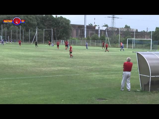 [RacoviaTV] RKS Raków Częstochowa - WKS Wieluń, mecz sparingowy / wywiad z Adrianem Plutą