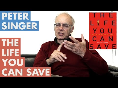 peter singer's solution to world poverty