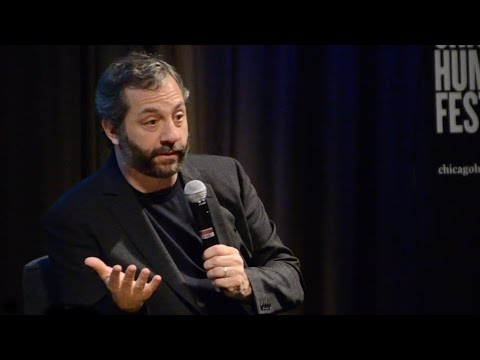 "Judd Apatow: ""Sick in the Head"""