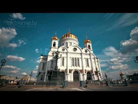 Moscow - Timelapse \ Москва