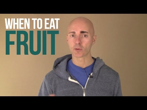 The Truth About When to Eat Fruit