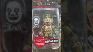 FNAF collectible toys