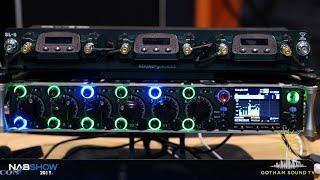 NAB 2019: Sound Devices Scorpio