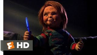 Child's Play 3 (1991) - Can't Keep a Good Guy Down Scene (4/10) | Movieclips