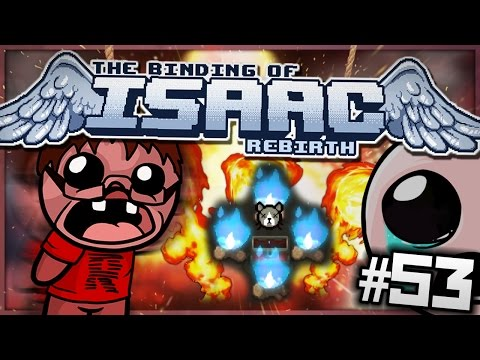 The Binding of Isaac: Rebirth - Embarrassment! (Episode 53)