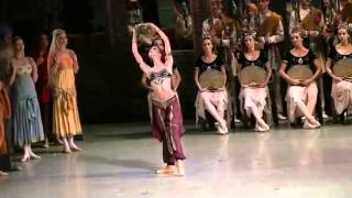 Three Monologue one Bayadere. Three different Souls.
