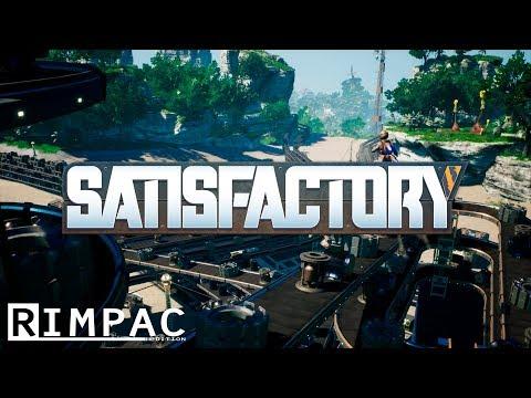 Satisfactory _ Ждем!