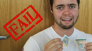 HOW TO FAIL YOUR DRIVING TEST!!!