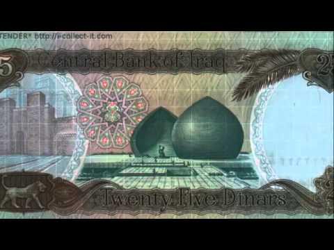 MONEY LAUNDERING in Iraq CBI daily auctions