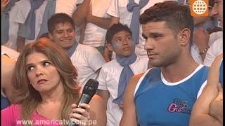 Esto Es Guerra: Pelea De Yaco Y Sully - 21/08/2012