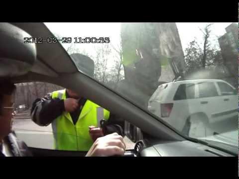 005 Алматы ГАИ Разговор с СУПЕРМЕНтом.