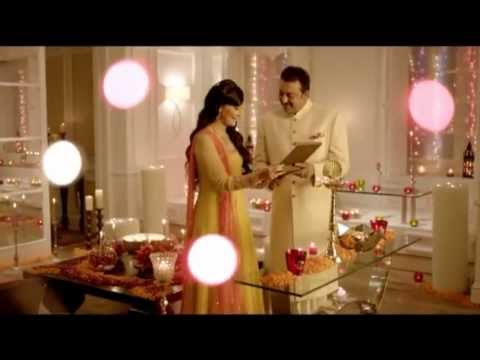 Sangini Diamonds New Ad Ft Sanjay & Manyt...