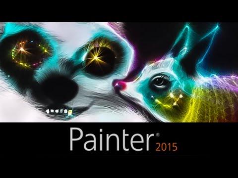Corel Painter 2015 - Change what's possible in art
