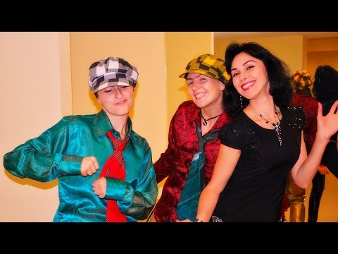 Anarkali Disco Chali, Indian Dance Group Mayuri, Russia video