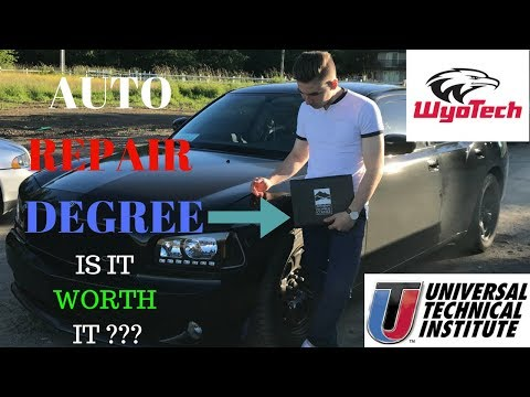 Is an AUTO Repair Degree Worth It?