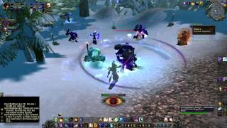 Scenario: Blood in the Snow - Patch 5.3 Escalation - World of Warcraft:Mists of Pandaria