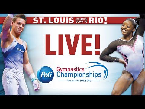 2016 P G Gymnastics Championships Sr Women Day 2 International