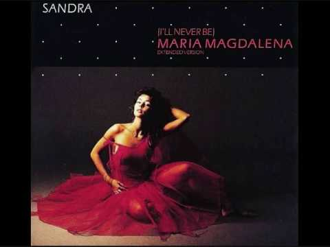 SANDRA - Maria Magdalena / 12