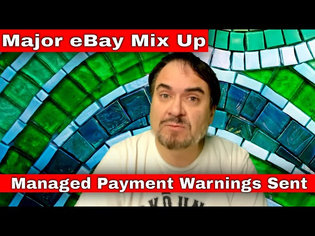 Major eBay Site Wide Email Mix Up Managed Payment Warnings