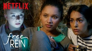 Free Rein | The Mystery of Ghost Pony in Season 1 | Netflix