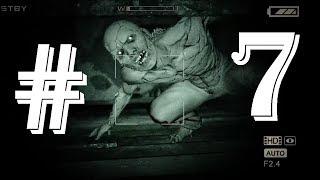 Outlast 1080p HD Gameplay Walkthrough Part 7 - The Lower Junction