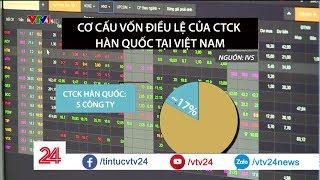 Làn sóng Hallyu lan sang cả chứng khoán | VTV24