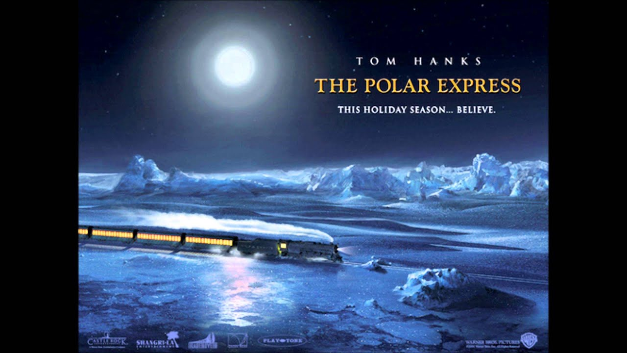 Returning The Lost Ticket (The Polar Express--Promo) - YouTube