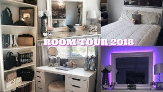 MY (UPDATED) ROOM TOUR 2018!! (aesthetically pleasing)