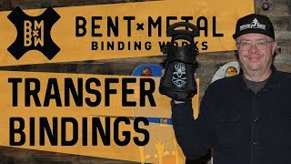 2018 Bent Metal Transfer Snowboard Bindings - Review - TheHouse.com