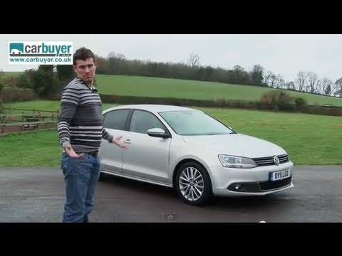 Volkswagen Jetta saloon review - CarBuyer