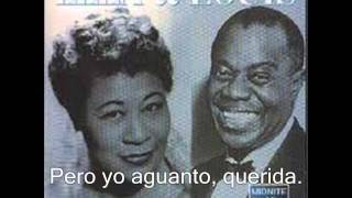 Ella Fitzgerald Louis Armstrong Dream A Little Dream Of Me Subtitulada