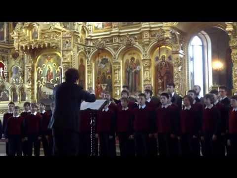 Московский пасхальный фестиваль в ЕГОРЬЕВСКЕ. Хор мальчиков из Братиславы